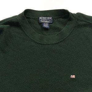 VINTAGE POLO JEANS COMPANY THERMAL